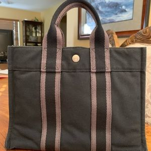 Hermes Fourre Tote Small
